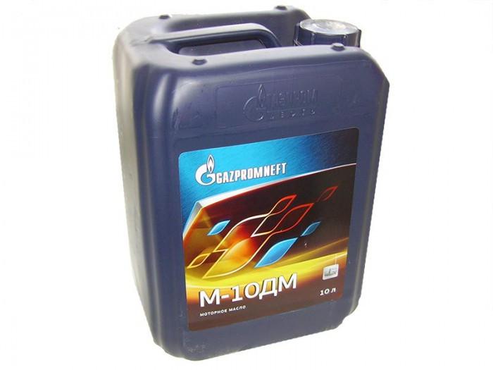 Диз.масло М-10ДМ Газпромнефть 10л.