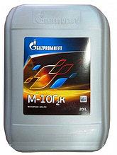 Масло М10Г2к для автотракторных дизелей 30л.