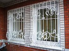 Кованные решетки из металла