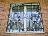 Кованные решетки из металла, фото 3