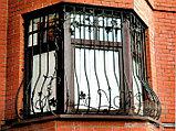 Кованные решетки из металла, фото 4