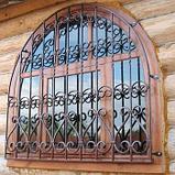 Кованные решетки из металла, фото 5