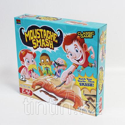 Настольная игра Шлёп усы, 007-46 Moustache Smash, фото 2