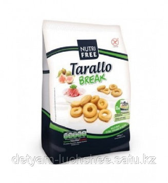 Безглютеновые сушки Tarallo Break Nutrifree 240г.