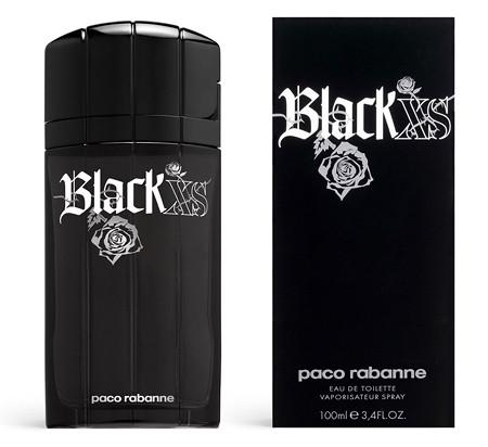 Одеколон мужской Black XS от Paco Rabanne