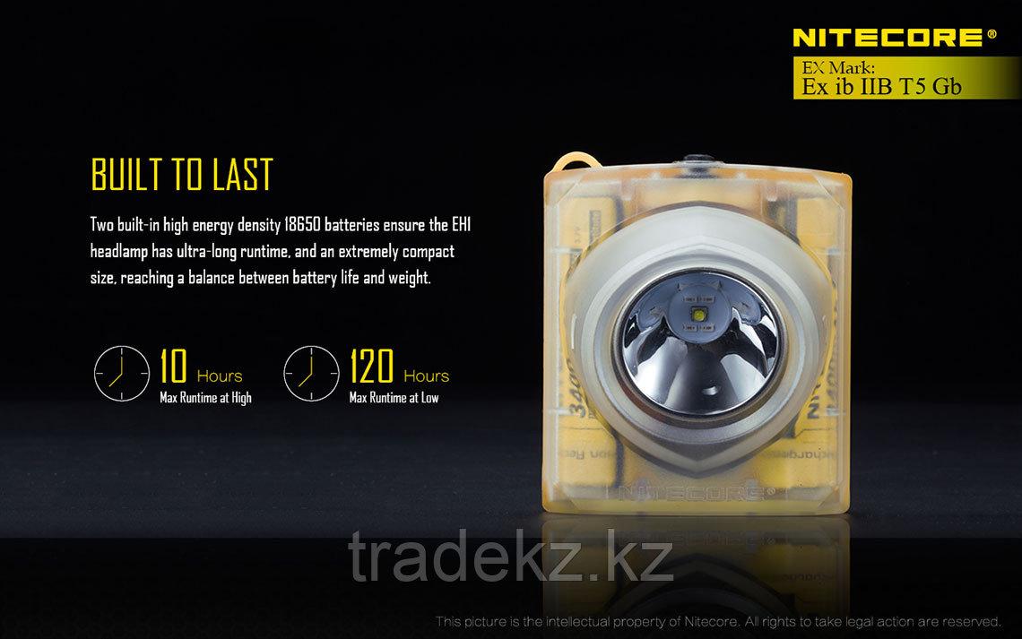 Фонарь налобный светодиодный взрывозащищенный NITECORE EH1