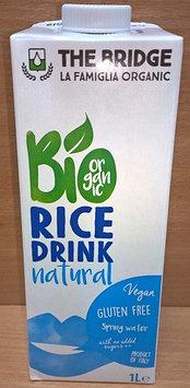 РИСОВЫЙ НАПИТОК Bio Rice Drink натуральный 1 л