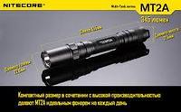 Фонарь светодиодный NITECORE MT2A (без элементов питания)