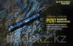 Фонарь тактический светодиодный NITECORE P12GT (без элементов питания), фото 3