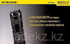 Фонарь тактический светодиодный NITECORE P12W (без элементов питания), фото 3