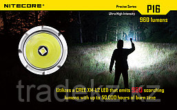 Фонарь, набор для ночной охоты NITECORE P16 HUNTING KIT, фото 2