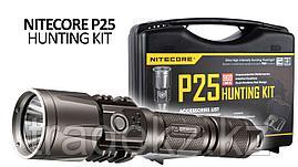 Фонарь, набор для ночной охоты NITECORE P25 HUNTING KIT, фото 2