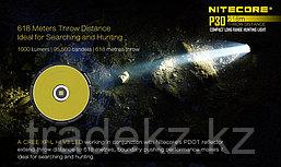 Фонарь тактический светодиодный NITECORE P30 (без элементов питания), фото 2