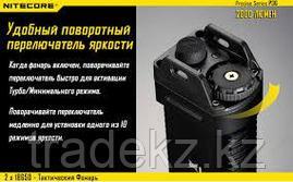 Фонарь тактический светодиодный NITECORE P36 (без элементов питания), фото 3