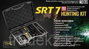 Фонарь, набор для ночной охоты NITECORE SRT7 HUNTING KIT, фото 2