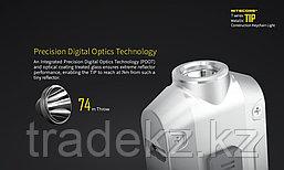 Фонарь светодиодный NITECORE TIP Black (без элементов питания), фото 2