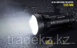 Фонарь поисковый светодиодный NITECORE TM16W (без элементов питания), фото 3
