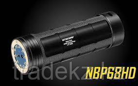 Аккумулятор усиленный NITECORE NBP68HD, фото 2