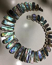 Ожерелье из перламутра