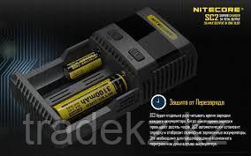 Зарядное устройство NITECORE Superb Charger SC2