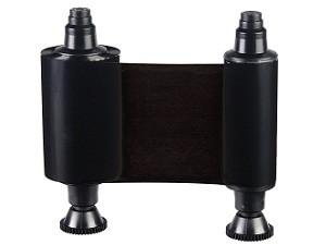 Черная монохромная лента для принтеров Pebble4, Dualys, Securion, Quantum, R2011