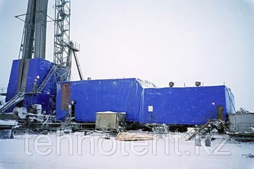 Укрытие для строительного объекта 30х50