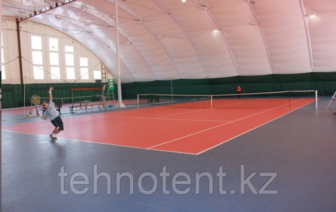 Готовое решение Теннис