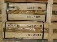 6222-31-1102 Коленвал Komatsu