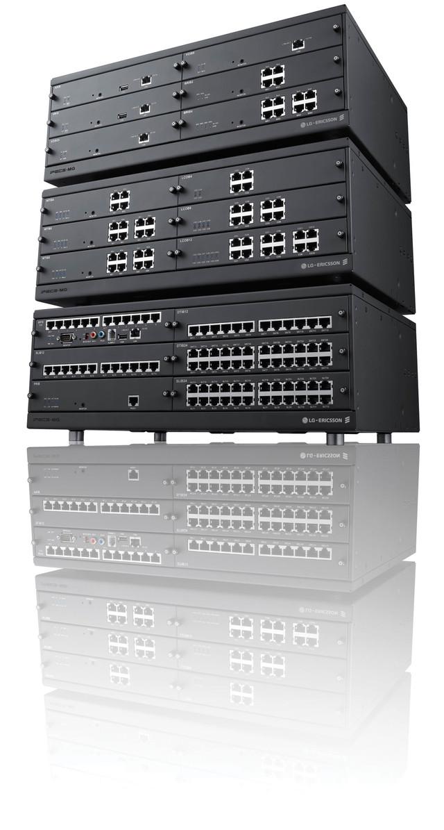 Гибридная IP АТС iPECS-MG