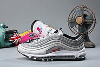 Кроссовки Nike Air Max 97 silver