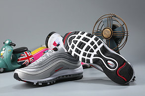 Кроссовки Nike Air Max 97 silver, фото 2