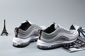 Кроссовки Nike Air Max 97 silver, фото 3