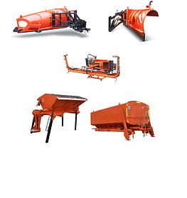 Дополнительное навесное оборудование КамАЗ, МАЗ, Урал, ЗиЛ