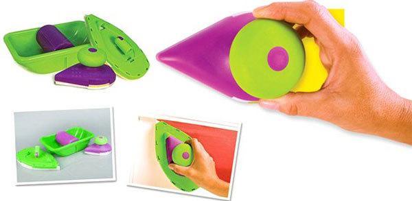 Набор инструментов для нанесения краски POINT'N PAINT MA-Y031
