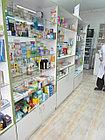Кассовая витрина для аптек из ЛДСП, фото 3