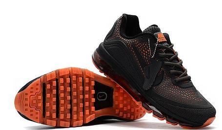 Кроссовки Nike Air Max 2017 Version 2 серые, фото 2