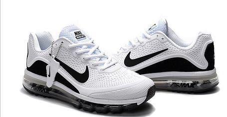 Кроссовки Nike Air Max 2017 Version 2 белые, фото 2