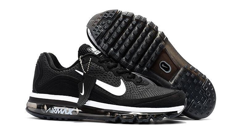 Кроссовки Nike Air Max 2017 Version 2 черные