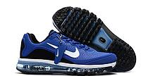 Кроссовки Nike Air Max 2017 Version 2 синие