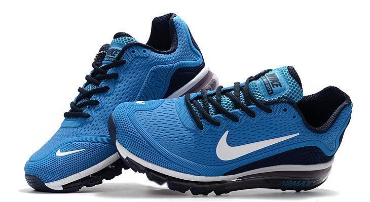 Кроссовки Nike Air Max 2017 Version 2  Blue