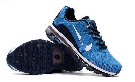 Кроссовки Nike Air Max 2017 Version 2  Blue, фото 2