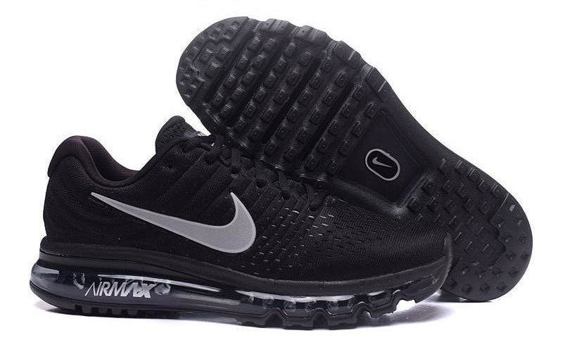 Кроссовки nike air max 2017 Version III (3)  Black