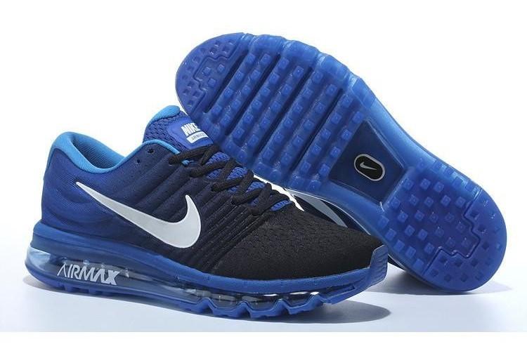 Кроссовки nike air max 2017 Version III (3)  Blue