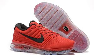 Кроссовки nike air max 2017 Version III (3) Red, фото 2