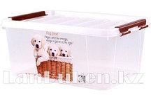 Контейнер для корма животных 15 л. 50802 (003)