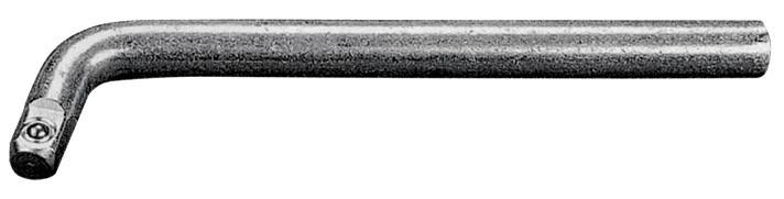 """(62715) Вороток-рычаг к сменным головкам 1/2""""x210 мм, """"НИЗ"""""""