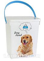 Контейнер для корма животных 8.5 л. 59302 (002)