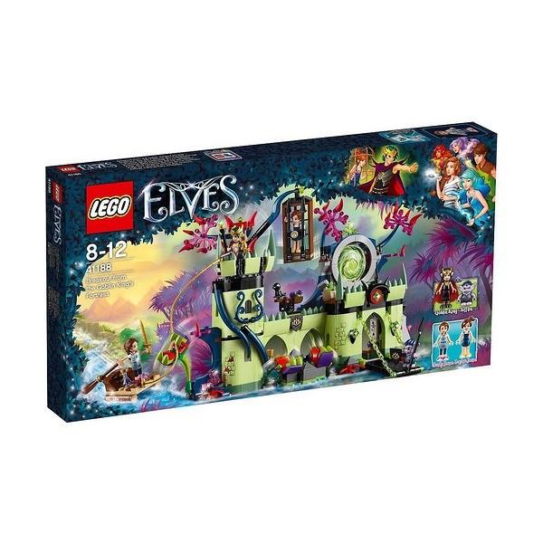 LEGO: ПОБЕГ ИЗ КРЕПОСТИ КОРОЛЯ ГОБЛИНОВ - фото 1