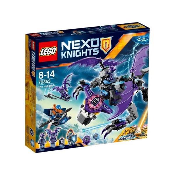 LEGO: ЛЕТАЮЩАЯ ГОРГУЛЬЯ