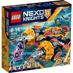 LEGO: БУР-МАШИНА АКСЕЛЯ